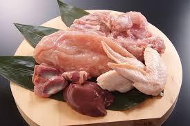 生肉 鶏肉